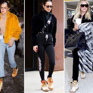 Timberland boots size 6